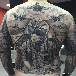 realistic tattoo crazy tattoo
